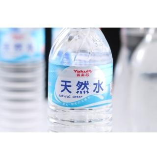 【Yakult 養樂多】天然水 包裝飲用水(600ml*24入)