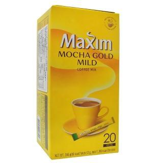 【Maxim】摩卡咖啡-20入(240g)