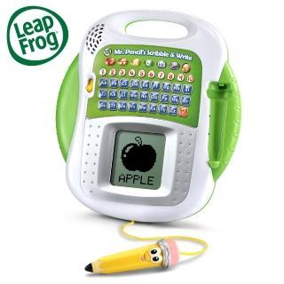 【LeapFrog】鉛筆先生寫字機(運筆 寫字 字母)