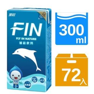 【李玉璽代言】FIN健康補給飲料 PKL300mlX3箱(共72入)