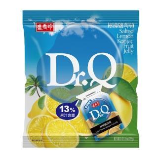 【盛香珍】Dr. Q檸檬鹽蒟蒻265g(約14小包)