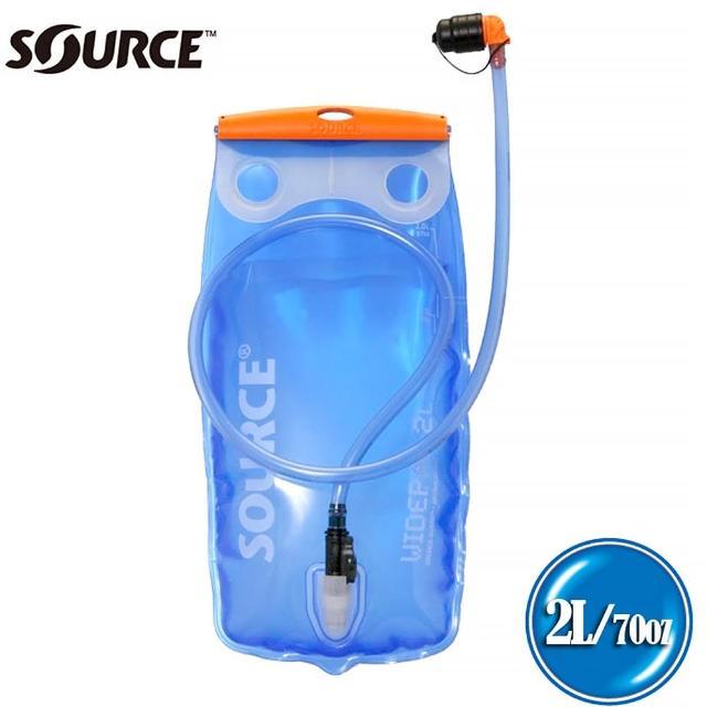 【Source】抗菌水袋 2L Widepac 2060220202(單車.登山.慢跑.健行用)