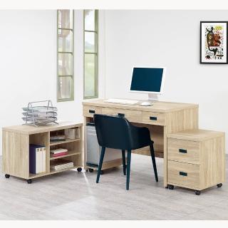 【H&D】原切橡木5尺桌組(原切橡木 5尺 書桌組)