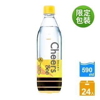 【泰山】Cheers Bee蜂蜜氣泡水590ml(24入/箱)