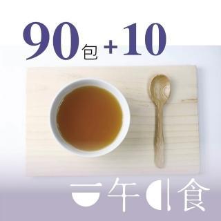 【一午一食】輕舒眠滴雞精90入+贈10包(65ml/包-環保包裝)