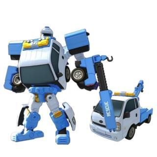 【機器戰士】TOBOT ZERO(男孩 機器人)