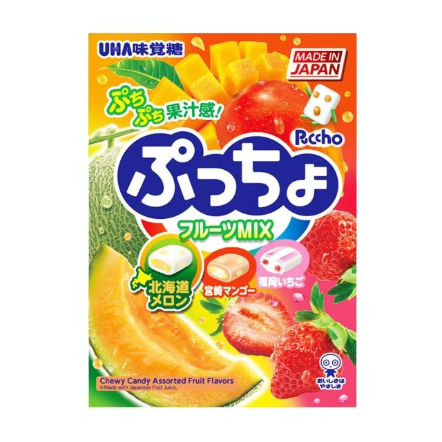 UHA - Puccho Fruits Mix (90g)