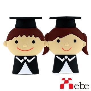 【Xebe集比】男畢業生造型隨身碟16G