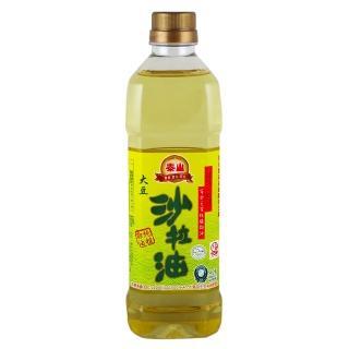 【泰山】沙拉油600ml