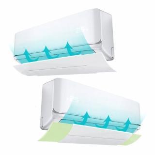 【EZlife】調節式冷氣引流空調板