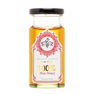 【Honey Queen 蜂蜜皇后】嫣紅烏木臼花蜜180g(台灣百分之百純天然蜂蜜)