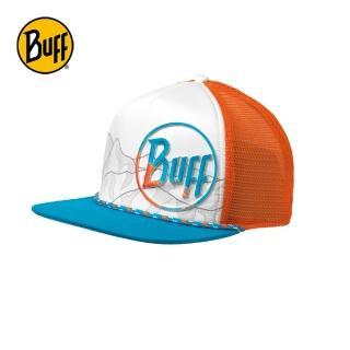 【BUFF】動感山稜 卡車帽(BF117801-555-10)
