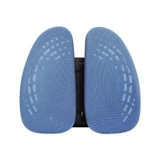 【Birdie】德國專利雙背護脊墊/辦公坐椅護腰墊/汽車靠墊(多色可選)