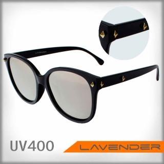 【Lavender】偏光太陽眼鏡 8145 C7(粉水銀)