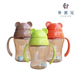 【韓國Happyland】200ML Tritan防脹氣水杯(水杯 果汁杯 學習喝水)