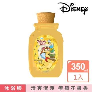 【Disney 迪士尼】Winnie The Pooh 小熊維尼香氛沐浴膠(350ml)