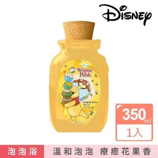 【Disney 迪士尼】Winnie The Pooh 小熊維尼香氛泡泡浴(350ml)