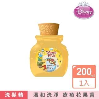 【Disney 迪士尼】Winnie The Pooh 小熊維尼香氛洗髮精(200ml)