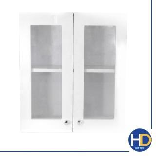 【雙手萬能】采漾防水塑鋼雙門浴櫃