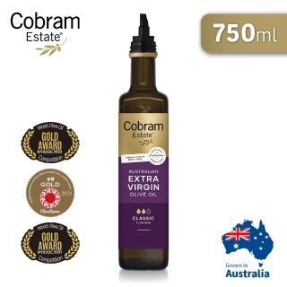 【澳洲Cobram Estate】特級初榨橄欖油-經典風味Classic 375ml(頂級冷壓初榨橄欖油)