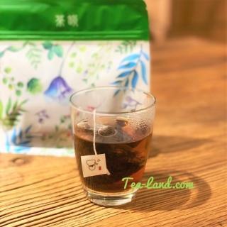 【茶韻普洱茶事業】好茶粽系列 第一強檔 蘭香普洱 三角立體茶包 20入(農產檢驗合格~)