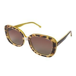 【KOMONO】太陽眼鏡 Cecile 希西爾系列(虎斑紋)