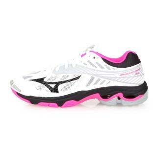 【MIZUNO 美津濃】WAVE LIGHTNING Z4 女款排球鞋  V1GC180064(排球鞋)