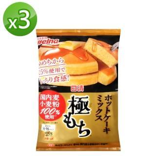 【NISSIN 日清】日清極致濃郁鬆餅粉*3入(540g/入)