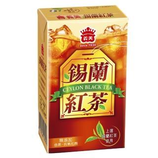 【義美】錫蘭紅茶3入組(250ml x 24入)