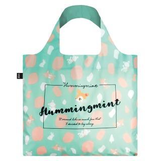 【LOQI】哈妮鹿 HM01(購物袋.環保袋.收納.春捲包)
