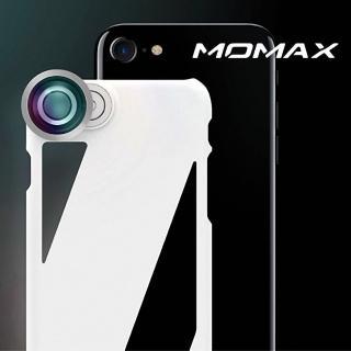 【Momax】X-Lens iphone7 專業拍照手機殼(附120度廣角+15X微距鏡頭)