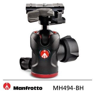 【Manfrotto 曼富圖】MH494-BH 迷你球型雲台