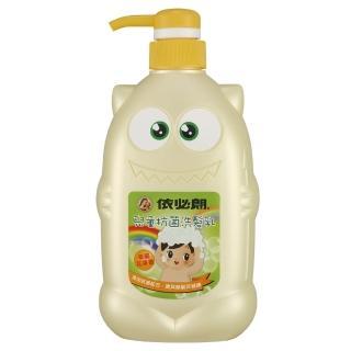 【IBL 依必朗】兒童抗菌洗髮乳(幸福花果香)