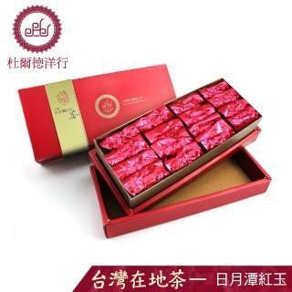 【杜爾德洋行】台灣日月潭紅玉禮盒(6gx32入)