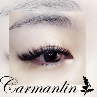 【卡蔓林Carmanlin】嫁接睫毛-高雅 9D 600根(美睫)