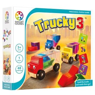 【Smart Games】卡車益智裝裝樂