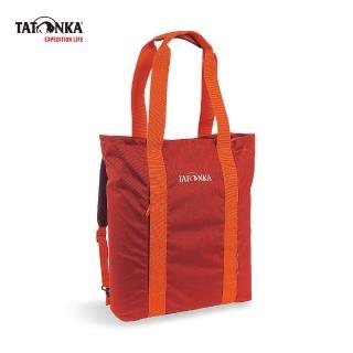 【TATONKA】Grip Bag 托特包 紅棕(TTK1631-254)
