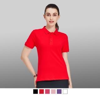 【男人幫】P1668*素面排汗POLO衫時尚女版POLO衫(6色/7size)
