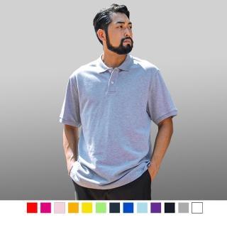 【男人幫】機能 吸濕排汗素面排汗POLO衫(P0128)