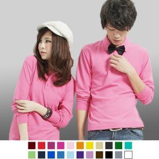 【男人幫】抗菌 MIT 台灣製造100%純棉高磅數素色POLO衫(P2169)