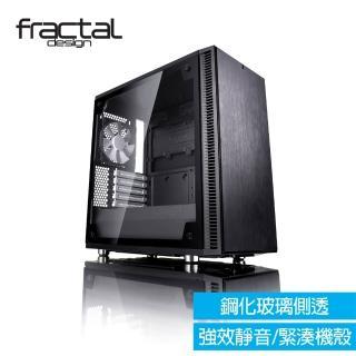 【FractalDesign】Define Mini C TC 鋼化玻璃透側電腦機殼