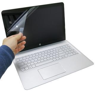 【Ezstick】HP ENVY 15 15-as100TU 15-as010TU 觸控款 靜電式筆電LCD液晶螢幕貼(可選鏡面或霧面)