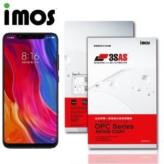 【iMos】小米 小米8(3SAS 螢幕保護貼)