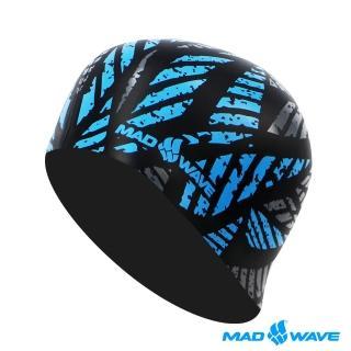 【MADWAVE】矽膠泳帽 CRYSTAL(優質矽膠 舒適防水 男女適用)