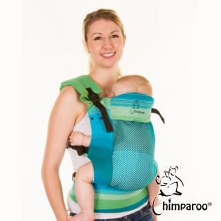 【Chimparoo】Trek Air-O 透氣嬰兒揹帶(萊姆)