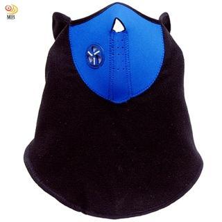 【月陽】加長透氣型半罩式防塵防風防寒面罩口罩(2746)