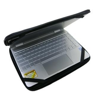 【Ezstick】HP Spectre X360 Conve 13-w010TU 12吋L 通用NB保護專案 三合一超值電腦包組(防震包)