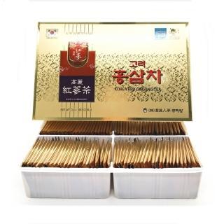 【韓國SAMSHIN】養生紅蔘茶(一盒100包)