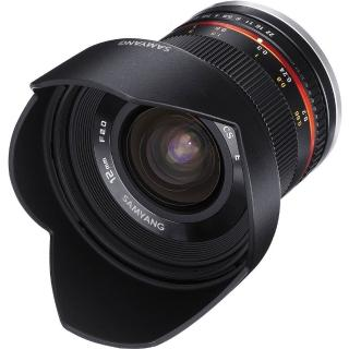 【韓國SAMYANG】12mm F2 NCS CS 手動鏡頭(公司貨 4/3 MFT系統)