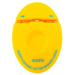 【OHTO】CLO-700C  拆信刀(黃)